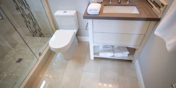 Laguna Beach, CA, Eclectic Guest Bathroom Remodel (2)