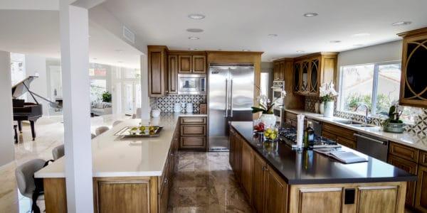 Laguna Beach, CA, Eclectic Kitchen Remodel (2)