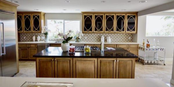 Laguna Beach, CA, Eclectic Kitchen Remodel