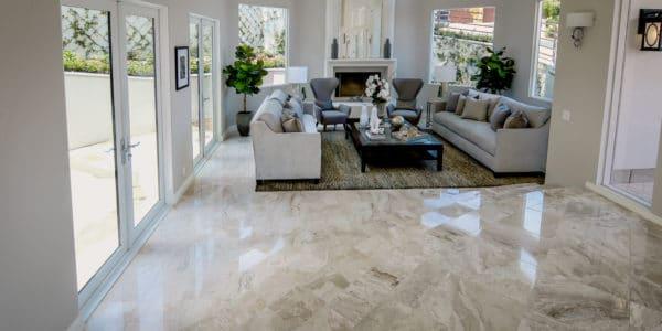 Laguna Beach, CA, Marble Floor Remodel (2)