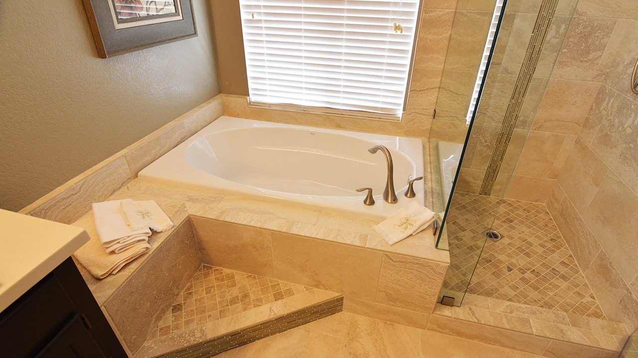 Upland Eclectic Bathroom Remodel Your Classic Kitchens