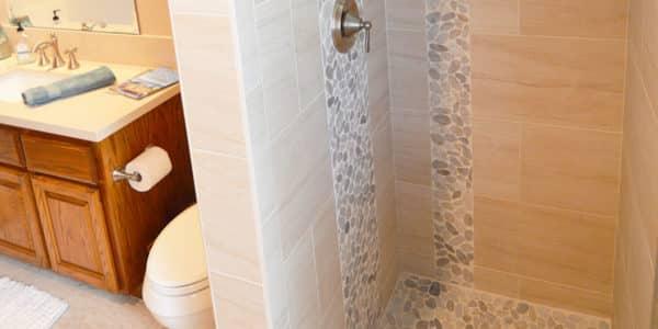 claremont eclectic bathroom remodel 1