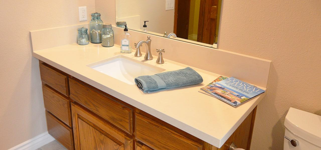 claremont eclectic bathroom remodel 3