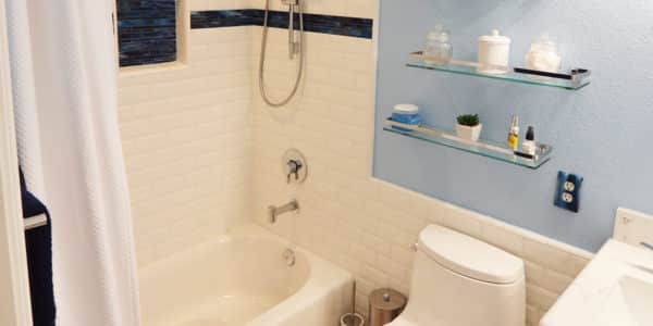 corona guest bathroom remodel 1