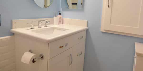 corona guest bathroom remodel 6