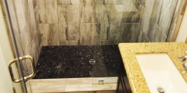la verne bathroom remodel