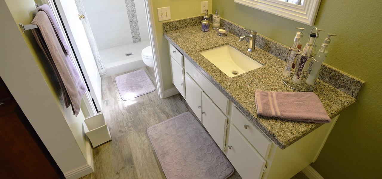 rancho cucamonga master bathroom remodel 1