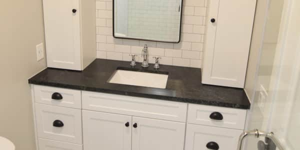 rancho cucamonga new england contemporary bathroom remodel 4