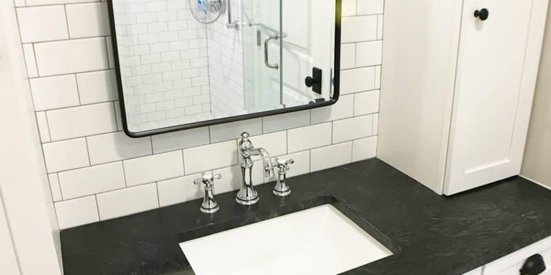 rancho cucamonga new england contemporary bathroom remodel 5