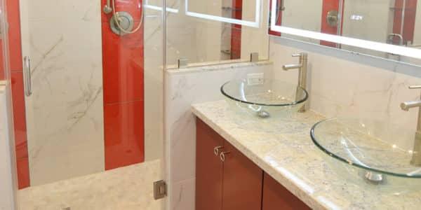 redlands master bathroom remodel 3
