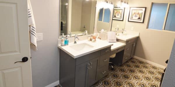 villa park bathroom remodel 1