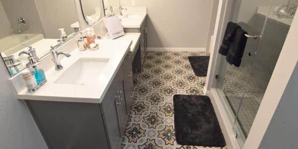 villa park bathroom remodel 5
