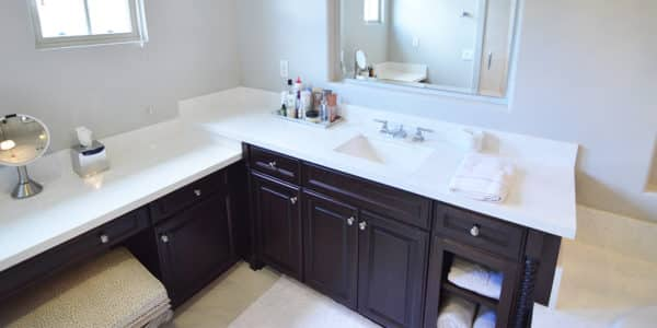 Contemporary Kitchen Guest and Master Bathroom Remodel_7