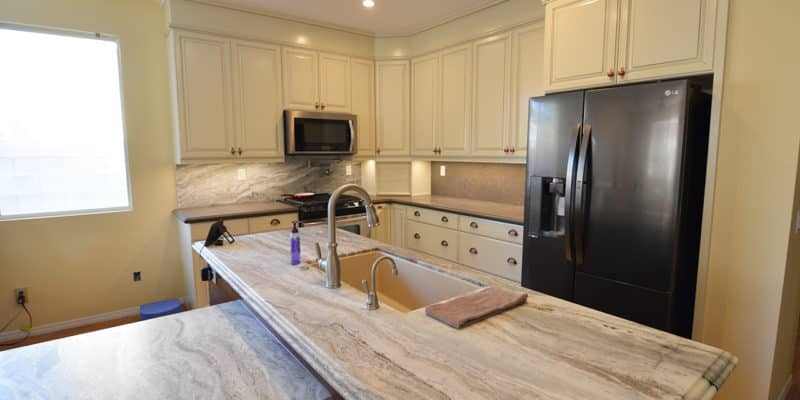 Fontana Eclectic Kitchen Remodel_2