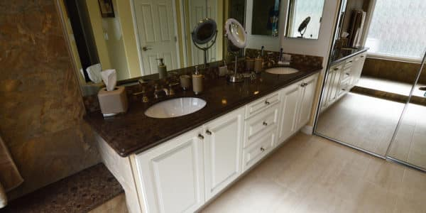 Mission Viejo Eclectic Master Bathroom_4