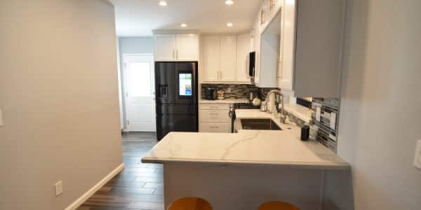 West Covina Modern Kitchen Remodel_2