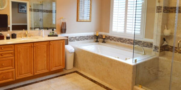 La Verne - Jack and Jill Master Bathroom6