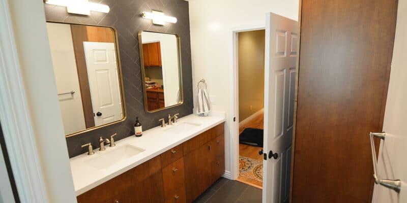 modern guest bathroom remodel glendora ca 6