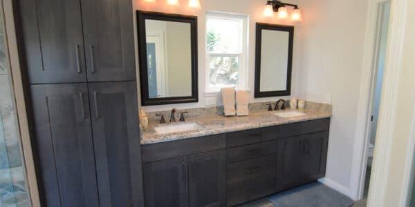 Eclectic Master Bathroom Remodel Redlands Ca_1