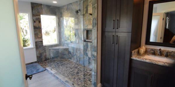 Eclectic Master Bathroom Remodel Redlands Ca_2