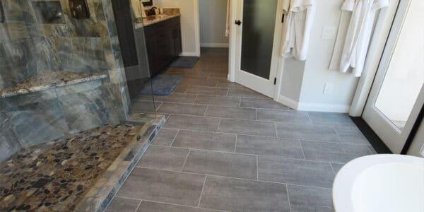Eclectic Master Bathroom Remodel Redlands Ca_3